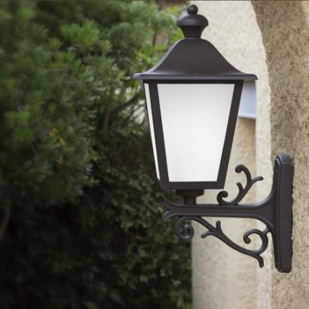 Aplique De Pared Para Exterior De Alta Calidad Indicada Para - Luminarias-para-jardin
