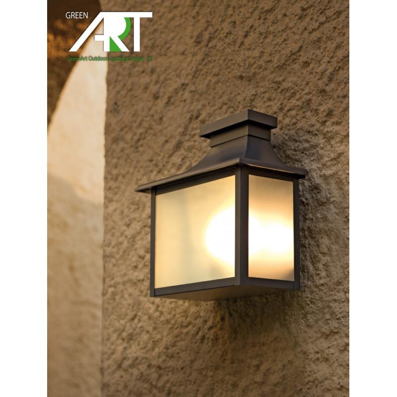 Greenart iluminación - Fabricante de lámparas para exterior y jardín ...
