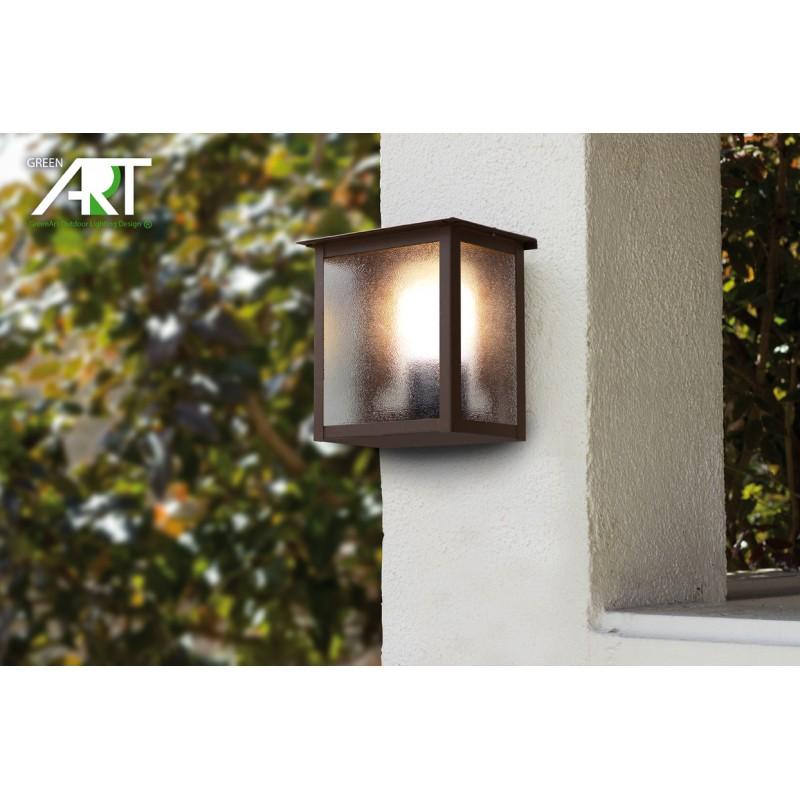 Luminarias farolas balizas y apliques de exterior for Luminarias de exterior